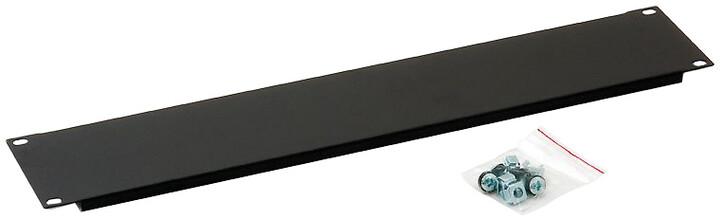 """Triton záslepka RAB-ZP-X02-A1, 2U, 19"""", černá"""