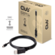 Club3D Mini DisplayPort 1.4 na DisplayPort 1.4, podpora 8k/60H, 2m