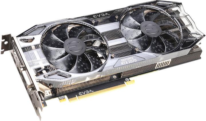 EVGA GeForce RTX 2070 Black GAMING, 8GB GDDR6