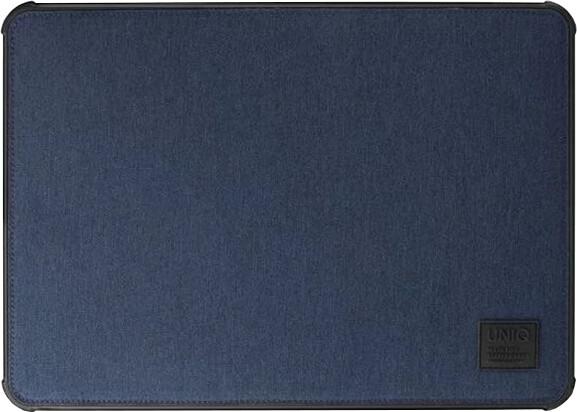 UNIQ dFender Tough LaptopSleeve (Up to 15 Inche), marl blue