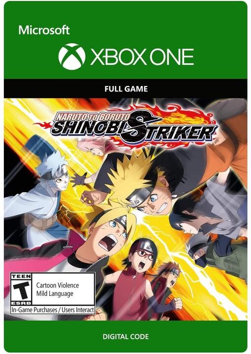 Naruto to Boruto Shinobi Striker (Xbox ONE) - elektronicky