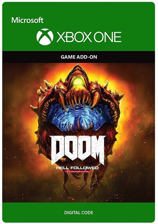 DOOM: Hell Followed (Xbox ONE) - elektronicky