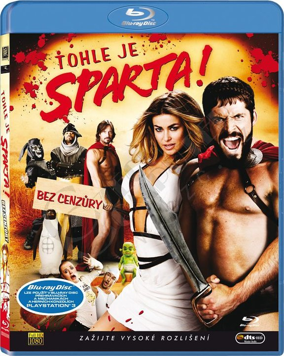 Tohle je Sparta!