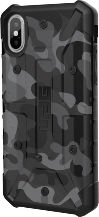 UAG Pathfinder SE case, midnight camo - iPhone X