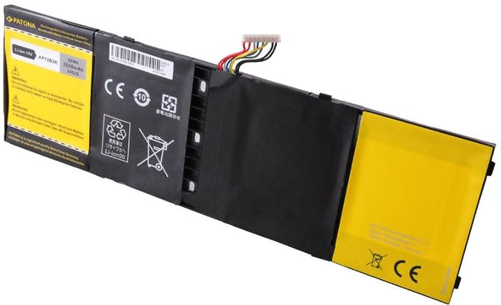 Patona baterie pro ntb ACER ASPIRE R7/V5/V7 3500mAh Li-Ion 15V AP13B3K