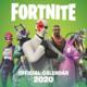 Kalendář Fortnite Official 2020