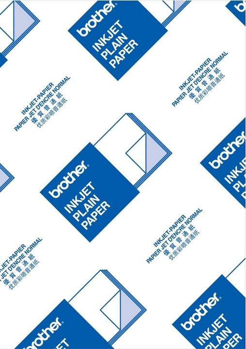 Brother papír BP60PA3, A3, 250 ks, 73g/m2