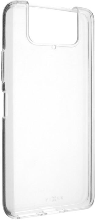FIXED gelové pouzdro pro ASUS Zenfone 7 Pro, čirá