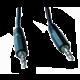 Gembird CABLEXPERT kabel přípojný jack 3,5mm M/M, 5m