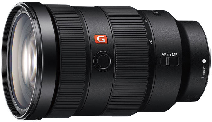 Sony FE 24–70mm f/2.8 GM