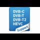 AVerMedia TV tuner DVB-T2 TD310, bílý