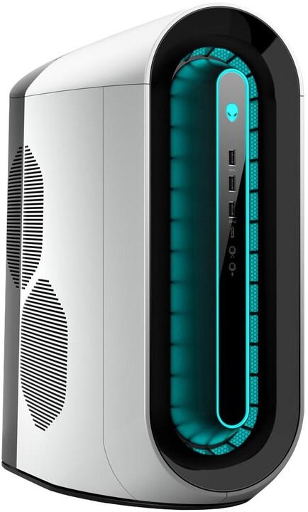 Dell Alienware Aurora R11, stříbrná