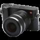 YI M1 4K + 12-40mm, černá  + 300 Kč na Mall.cz