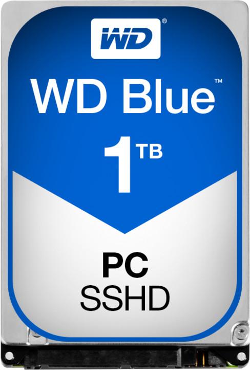 WD Blue SSHD - 1TB