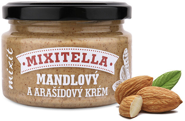 Mixitella - Mandle & arašídy, 250g