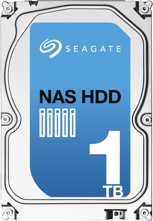 Seagate NAS HDD - 1TB
