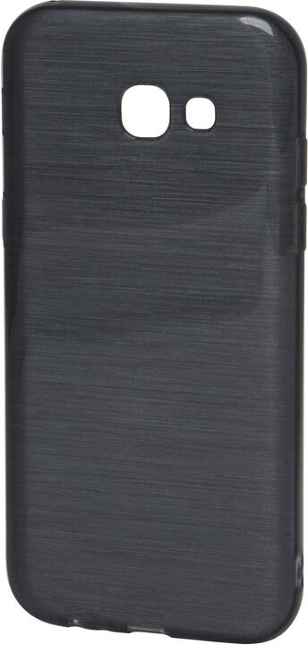 EPICO plastový kryt pro Samsung Galaxy A5 (2017) STRING - černý transparentní