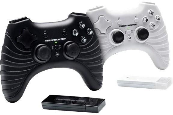 Thrustmaster T Wireless, bezdrátový, 2 ks (PC, PS3)