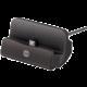 Forever DS-01 nabíjecí stojánek TFO pro microUSB, černý