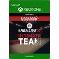 NBA Live 18 - 12000 NBA Points (Xbox ONE) - elektronicky