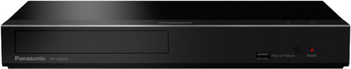 Panasonic DP-UB450EG-K, černá