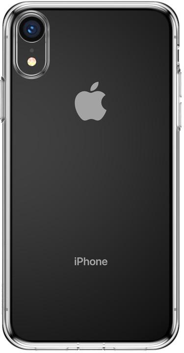 Baseus pouzdro Simple Series pro iPhone XR, transparentní