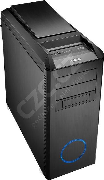 LIAN-LI PC-B25S, Black