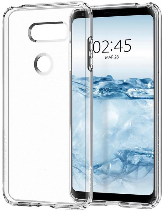 Spigen Liquid Crystal, pro LG V30, clear