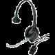 Plantronics náhlavní souprava SupraPlus na jedno ucho se sponou (HW251/A)