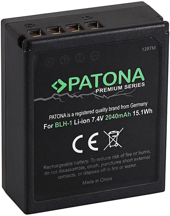 Patona baterie pro foto Olympus EM-1 Mark II, 2040mAh Li-Ion Premium
