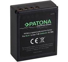 Patona baterie pro foto Olympus EM-1 Mark II, 2040mAh Li-Ion Premium - PT1287