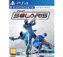 Solaris: Off World Combat VR