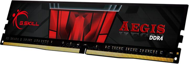 G.SKill Aegis 16GB DDR4 3000 CL16