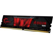 G.SKill Aegis 16GB DDR4 3000 CL16 CL 16 - F4-3000C16S-16GISB
