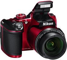 Nikon Coolpix B500, červená - VNA953E1