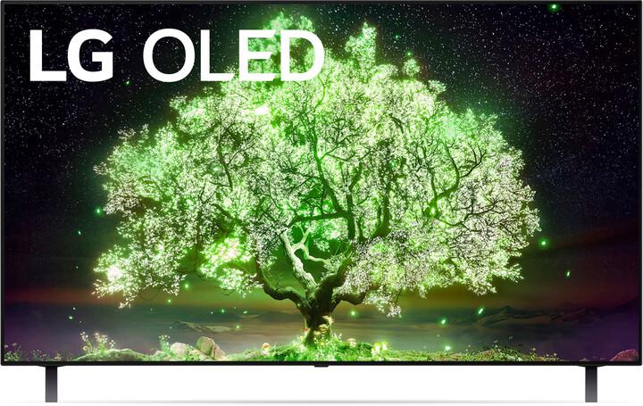 LG OLED55A1 - 139cm