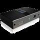 ICY BOX IB-AC611, 4x USB 3.0, nabíjecí USB, černý