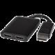PremiumCord adaptér DisplayPort - 2x HDMI, rozšíření + zrcadlení obrazu, 4K*2K@30Hz