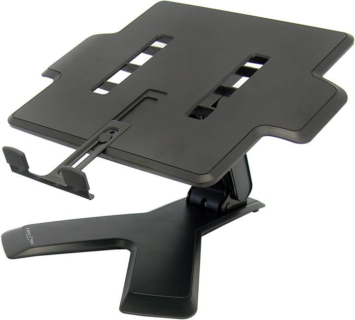 Ergotron Neo-Flex Notebook Lift Stand - Stojánek na notebook - černá