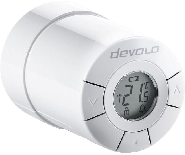 Devolo Home Control termostatická hlavice