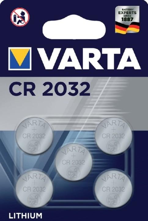 VARTA CR2032, 5ks