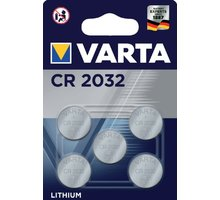 VARTA CR2032, 5ks - 6032101415