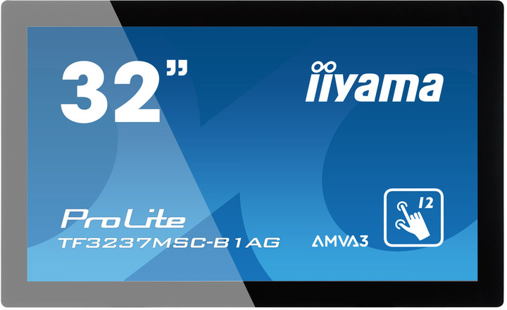 "iiyama ProLite TF3237MSC-B1AG - LED monitor 32"""