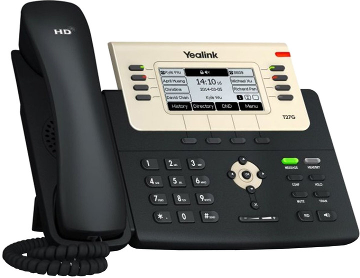 YEALINK SIP-T27G