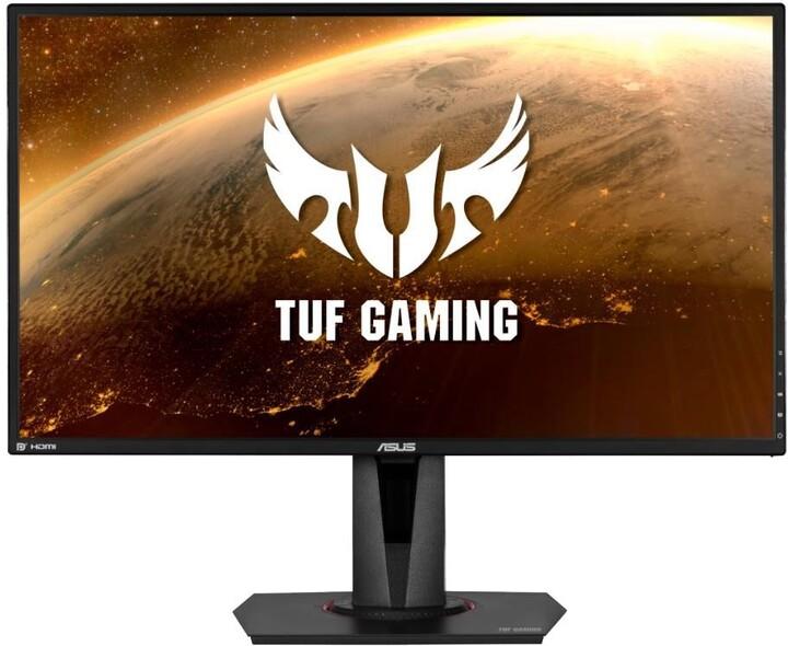 "ASUS TUF VG27AQ - LED monitor 27"""