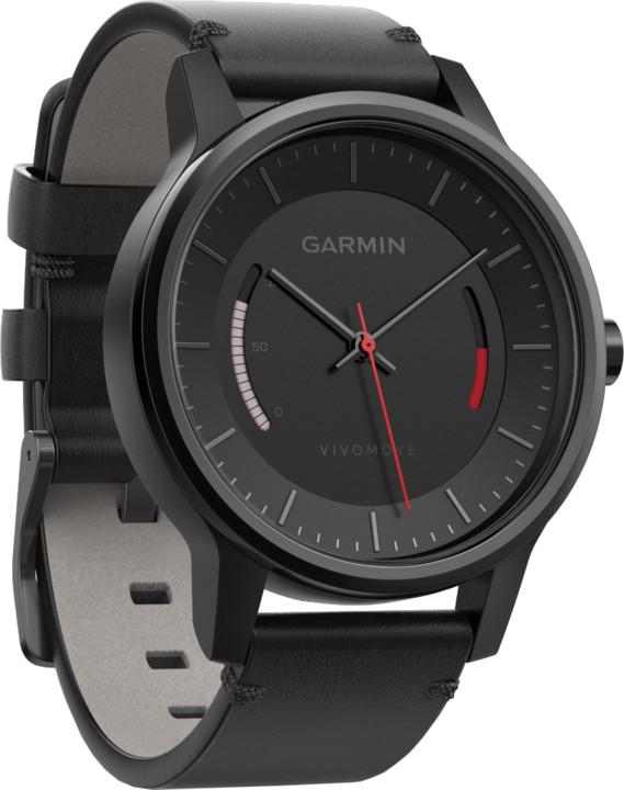 GARMIN Vívomove Classic, černá