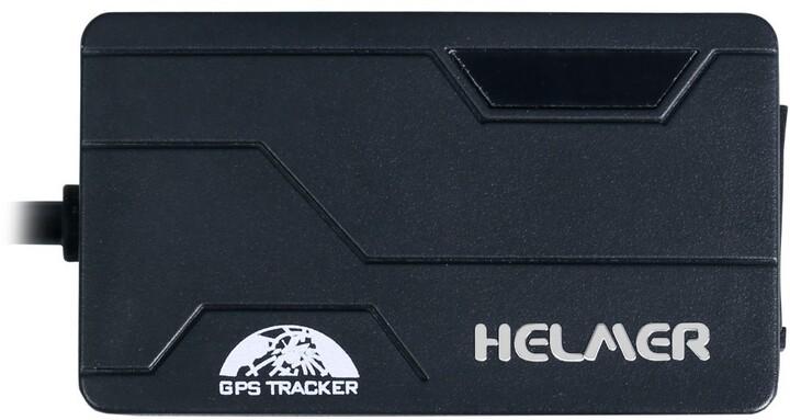 HELMER GPS lokátor LK 512 pro sledování motocyklů a elektrokol