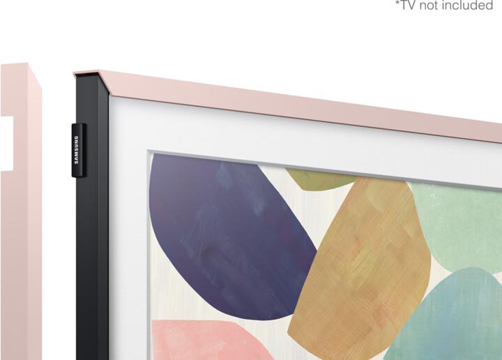 """Samsung výměnný rámeček pro Frame TV (2020) 32"""", růžová"""