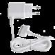 CELLY cestovní nabíječka s konektorem 30-pin, 1A
