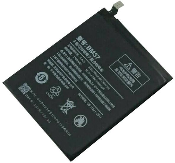 Xiaomi BM37 baterie 3700mAh pro Xiaomi Mi 5S Plus (Bulk)